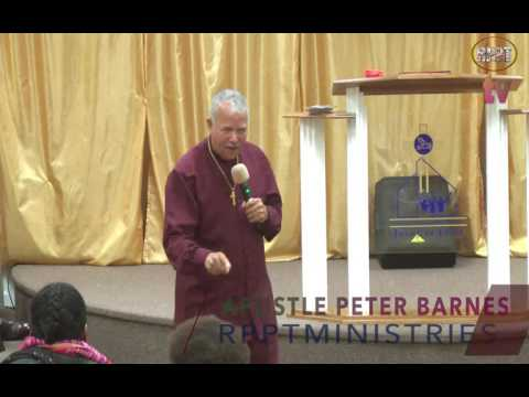 The Church is Married to Christ But Sleeps with the Law. Apostle Peter Barnes
