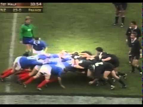 Test Match 1999 -- New Zealand vs. France