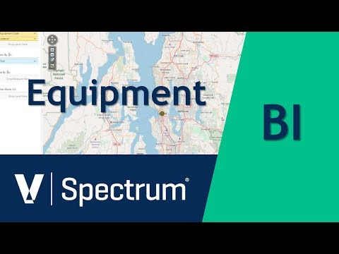 Spectrum BI Equipment