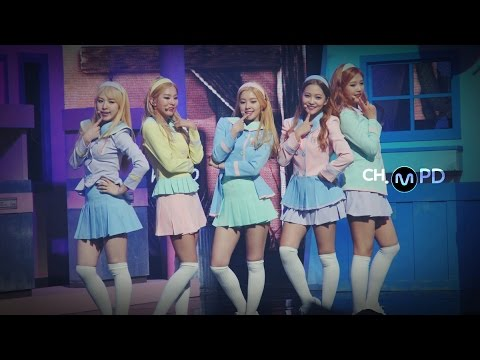 [MPD직캠] 레드벨벳 직캠 Ice cream cake Red Velvet Fancam Mnet MCOUNTDOWN 150319