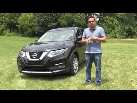 2017.5 Nissan Rogue >> 2017 5 Nissan Rogue Overview