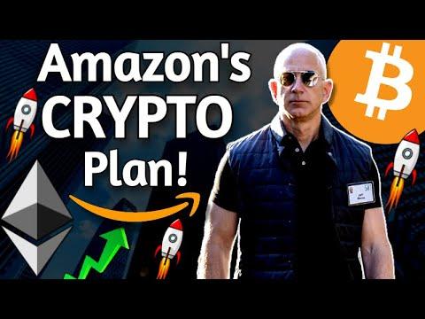 Amazon's CRYPTO Plan With Bitcoin \u0026 Ethereum REVEALED \u0026 Chainlink To $1000?