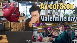 Coreano Reacciona A Cali Y El Dandee Ay Corazon Korean Guys React To Ay Corazon