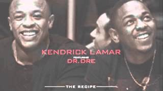 Kendrick Lamar ft. Dr Dre - The Recipe Chopped and Screwed