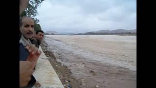 Repeat youtube video الفلم الكامل لفيضان واد مزي بالاغواط و الخسائر بحي القابو الجودي عبد القادر 30/09/2016