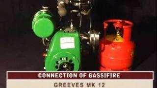 FITMENT OF LPG KIT ON GREEVES ENGINE
