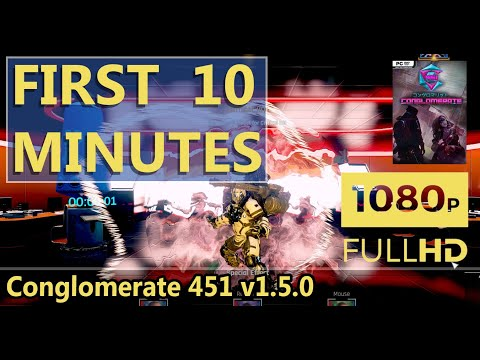 FIRST LOOK | Conglomerate 451 v1.5.0 | HD GAMEPLAY |