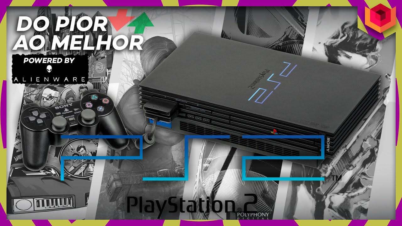 Download Qual é o melhor jogo do PLAYSTATION 2 segundo a crítica? - Ranking Do Pior ao Melhor - BY ALIENWARE