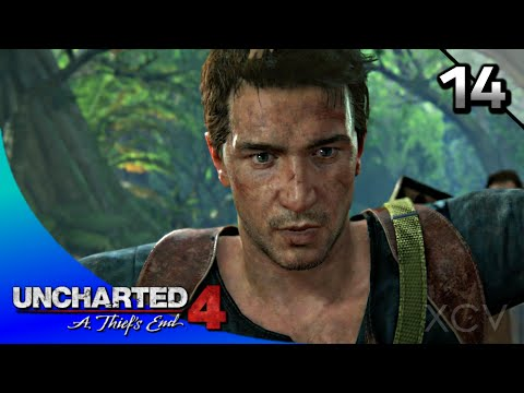 UNCHARTED 4: A Thief's End Walkthrough Part 14 · Chapter 14: Join Me in Paradise (100% Collectibles)