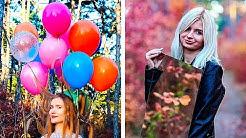 15 Hacks Für Perfekte Fotos Die Jeder Kennen Sollte / Lustige und Kreative Fotoideen!