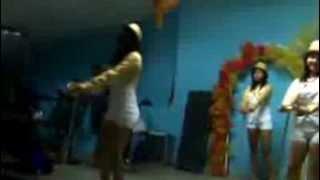 Goascoran - Baile Candidatas Feria 2011