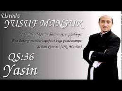 Murottal Ust Yusuf Mansur - QS Yasin 36