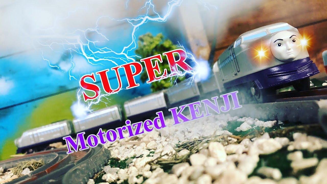THOMAS MOTORIZED SUPER KENJI!