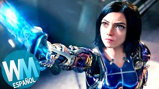 ¡Top 10 Momentos de ALITA: BATTLE ANGEL!