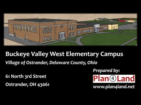 EXISTING SITE CONDITIONS - Buckeye Valley West Elementary School Campus