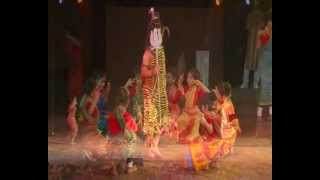 A tribute to Swami Vivekananda FOLK DANCE OF INDIA Bengal Part 13 Kolkata kalangan