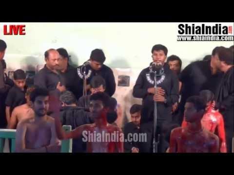 8th Rabi-Ul-Awwal Vidai Majlis of Anjuman-e-Hyderia 1436-2014-15