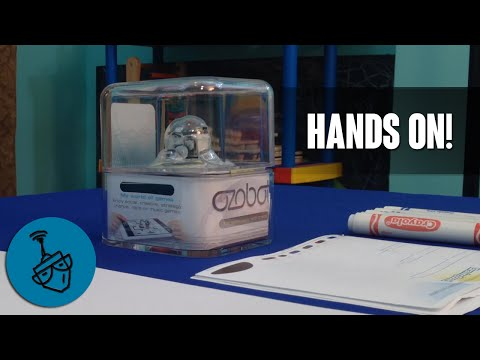 Ozobot Hands On Review!