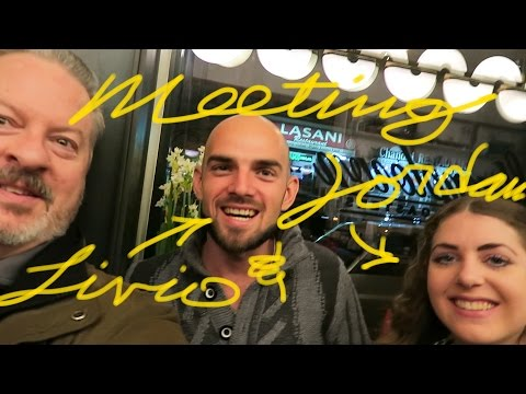 Meeting Jordan and Livio of Travellight