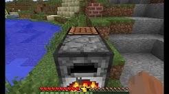 Minecraft- Lehm abbauen, Ziegelsteine bauen (Tutorial, deutsch)