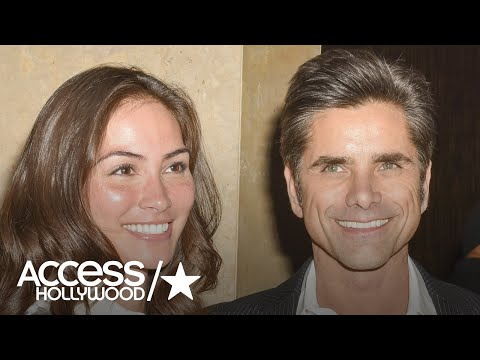 John Stamos Is Engaged To Girlfriend Caitlin McHugh | Access Hollywood