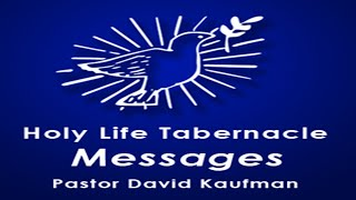 6-7-20 - The Dressing Room of God - Pastor David Kaufman