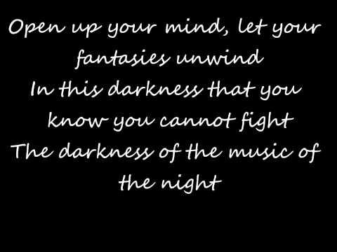 The Music Of The Night Lyrics