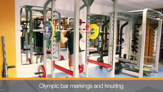 Zhang Kong zkc Levantamiento 38752/Weight Lifting Olympic Lifting Straps/ /Normal