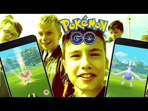MIJN EERSTE LEGENDARY RAID !! | Pokémon GO