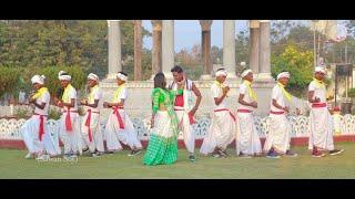 "New full HD Ho Munda album song""gurubar nagar hato re"" Manjari Sinku & Arbin Tiu in sarna films"