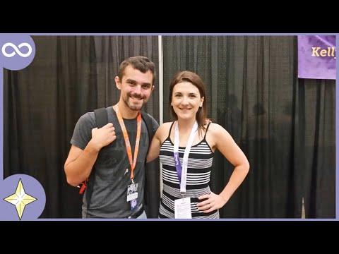 I meet Kelly Sheridan at Bronycon.