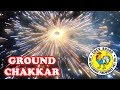 Ground Chakkar from Cock Brand - 70cm Big Deluxe Crackers for Diwali