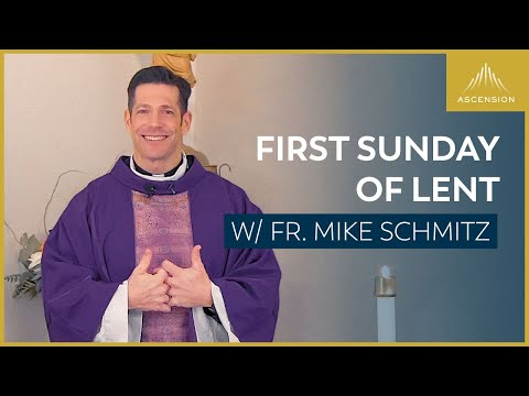 First Sunday of Lent - Mass with Fr. Mike Schmitz