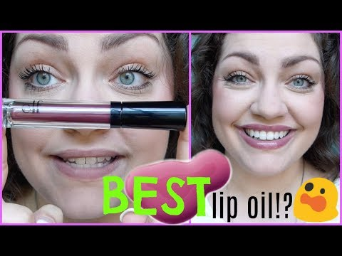 Let's Test!: e.l.f. Tinted Lip Oil
