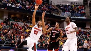 First Round: Louisville handles Jacksonville State