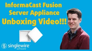 InformaCast Fusion Server Appliance Unboxing Video