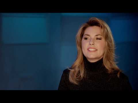 Shania Twain talks about