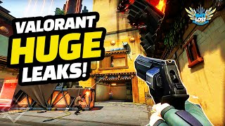Valorant HUGE Leaks! - All NEW Info! - Riot's NEW FPS Game! (Project A)