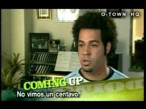 Trevor Penick from O-Town on E!'s Cash & Burn: Celebrity Money Meltdowns (2009)