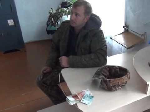 В Приморье полицейские поймали на взятке главу сельского поселения
