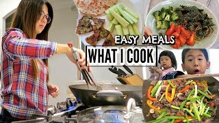 WHAT I COOK AND EAT IN 3 DAYS | EASY AND SIMPLE MEAL IDEAS | CHARIS ❤️