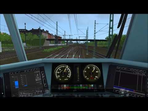Train Simulator 2016 - HH-H - vR EL BR 101 + IC
