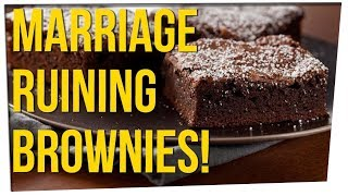 Woman Claims Brownies Ended Her Marriage!