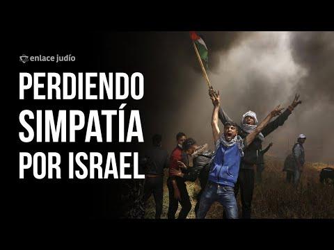 Perdiendo simpatía por Israel (VIDEO)