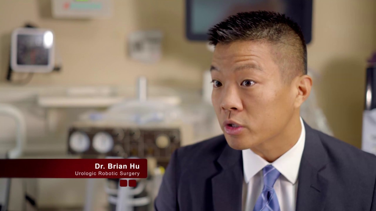 Urologic Robotic Surgery - Dr Brian Hu