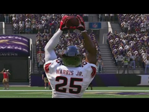 Madden 17 Ultimate Team - CHRIS HARRIS JR TURNS UP IN THE CLUTCH!