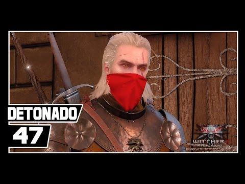 The Witcher 3: Wild Hunt Detonado - Parte #47 - Geralt Bandidão - Cabaré