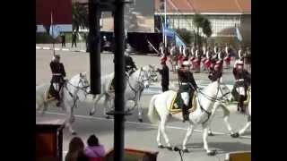 Día de la Gendarmería Nacional Argentina 28 Julio 2014 ACTO CENTRAL