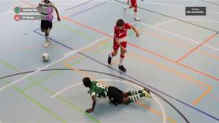 Gland Futsal Cup 2020  Sporting Club du Portugal VS FC Thoune