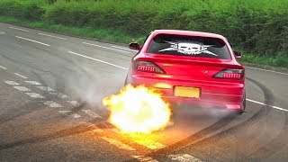 Gambar cover BEST-OF JDM Cars Leaving a Car Show - 2019! [Part 1]